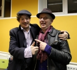 Bob & George Lionel Barker, co-host Make Your Own Damn Music Show on Resonance fm